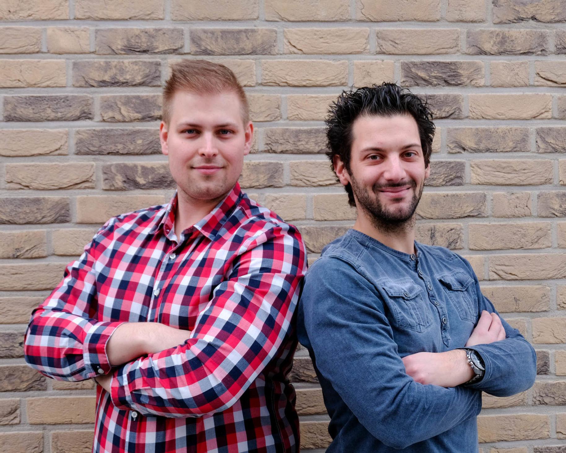 Bild der Inhaber Lindner und Andrick